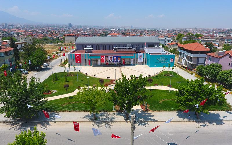 Anafartalar-Dokuzkavaklar Kapalı Yüzme Havuzu açıldı