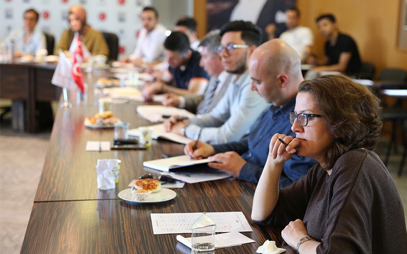 DENİB'de Profesyonel Ekip Yönetimi Eğitimi