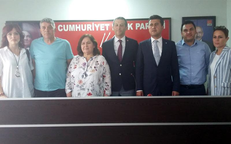 İYİ Parti'den Millet İttifakı ziyaretleri