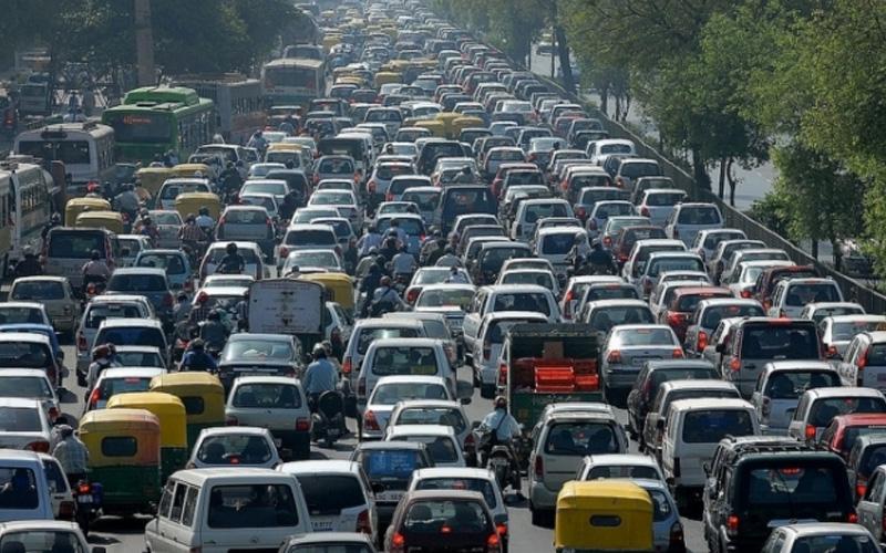 Denizli'de motorlu taşıt sayısı 400 bini geçti