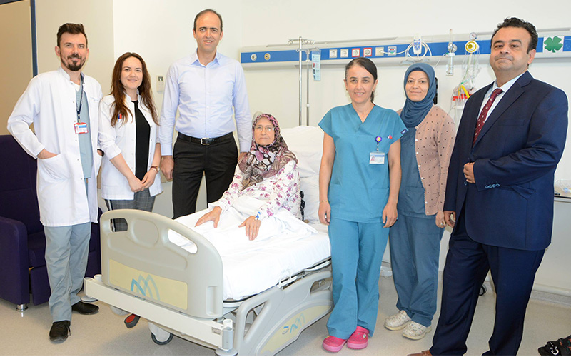 PAÜ Hastanesi'nde 2. karaciğer nakli yapıldı