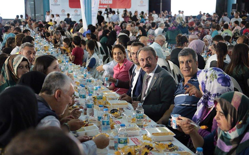 Tin: Tek derdimiz Türkiye'yi büyütmek