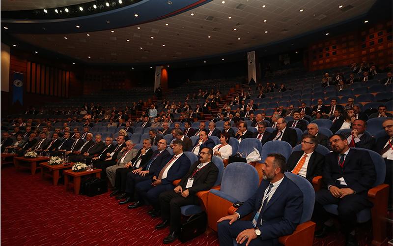 ÜAK, 244'üncü toplantısını Denizli'de yaptı
