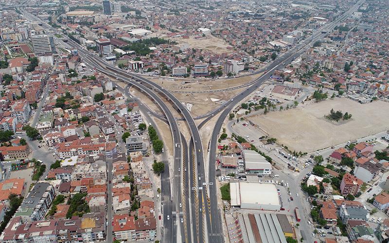 Vatandaşlardan Üçgen Köprülü Kavşakları değerlendirmesi: Trafik rahatladı