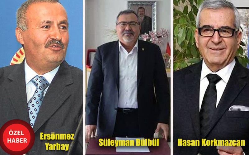 Denizlili 3 isim başka illerden milletvekili adayı oldu