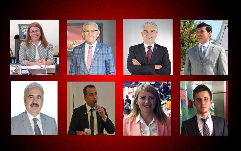 YSK'ya CHP Denizli milletvekili adayları olarak o liste verildi
