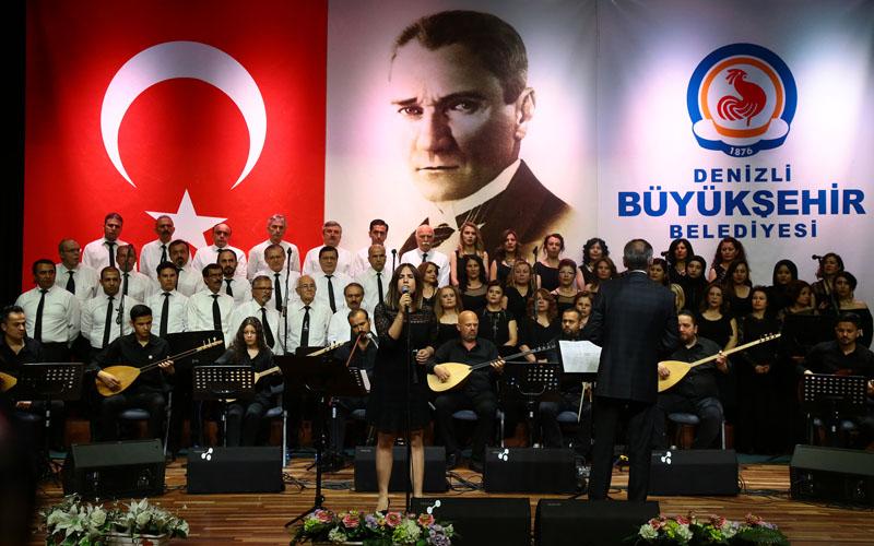Büyükşehir'den Mehmetçik Türküleri konseri