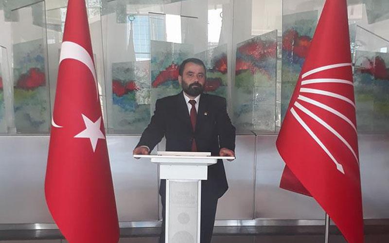 CHP Beyağaç İlçe Başkanlığı'nda istifa