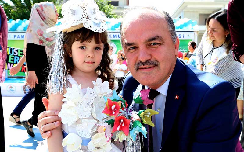 Pamukkale Belediyesi'nden Çevre Günü'ne özel program