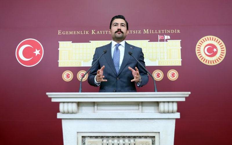 Özkan, AK Parti Grup Başkanvekili seçildi