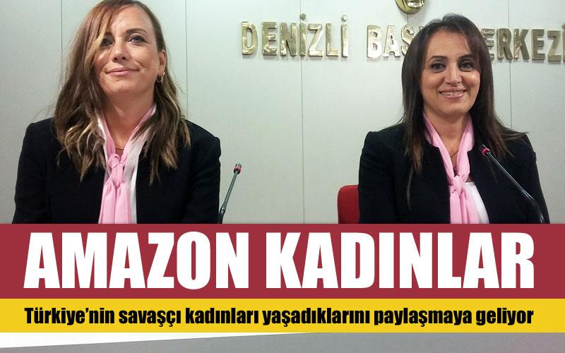 Türkiye'nin savaşçı kadınları yaşadıklarını paylaşmaya geliyor