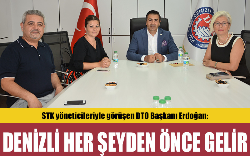 Erdoğan: Denizli her şeyden önce gelir