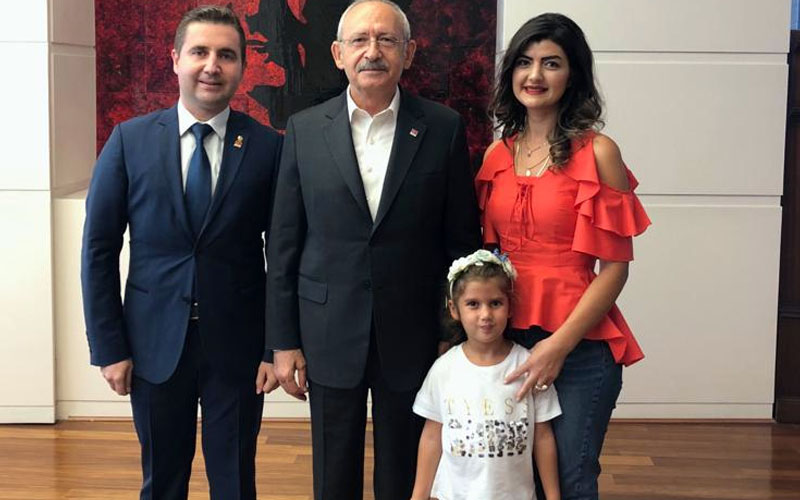 Varlıker, Kılıçdaroğlu ile görüştü
