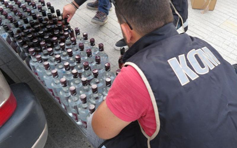 Sahte içkiden zehirlenen 4 İranlı'dan 2'si öldü