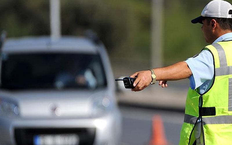 Trafikteki o suçun cezası 10 bin TL