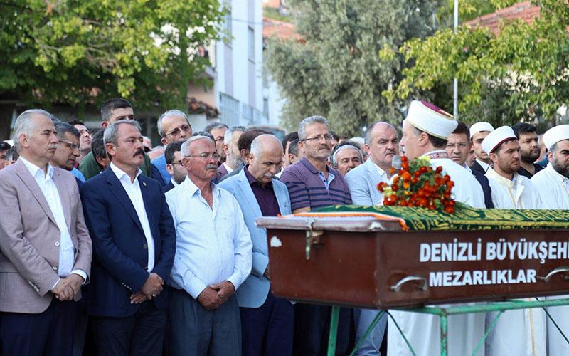 AK Parti Milletvekili Tin'in acı günü