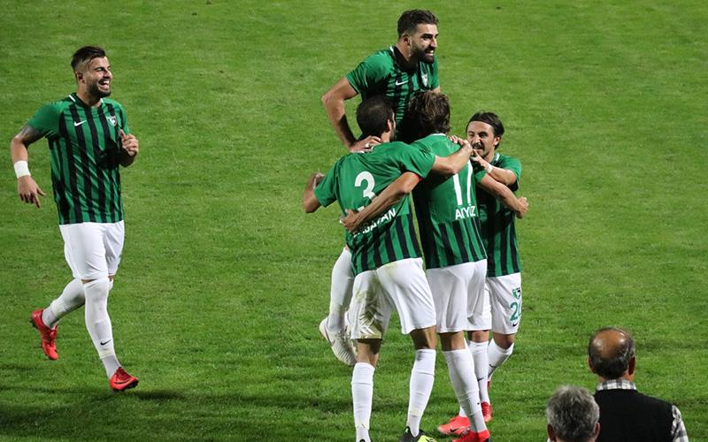 Denizlispor, Afjet Afyonspor'dan 3 puanı 3 golle aldı: 3-0