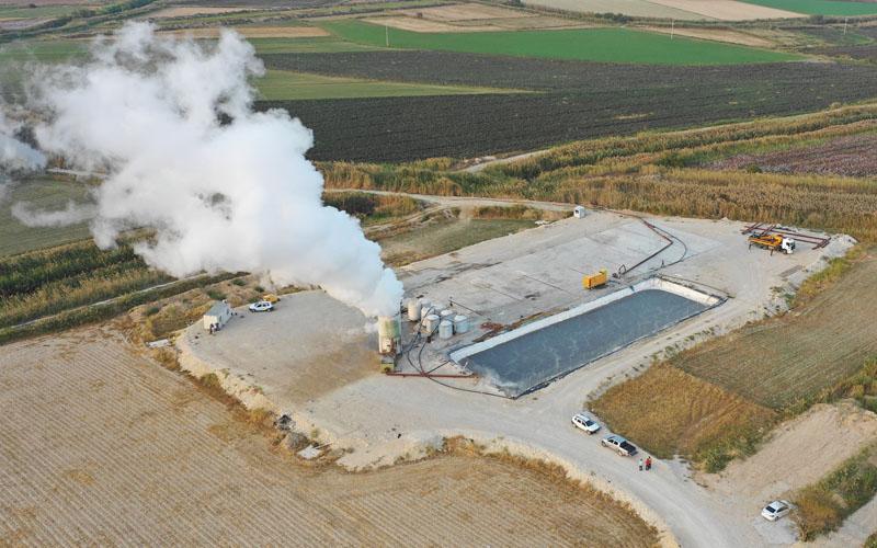 Büyükşehir'e 2 milyarlık jeotermal kaynak