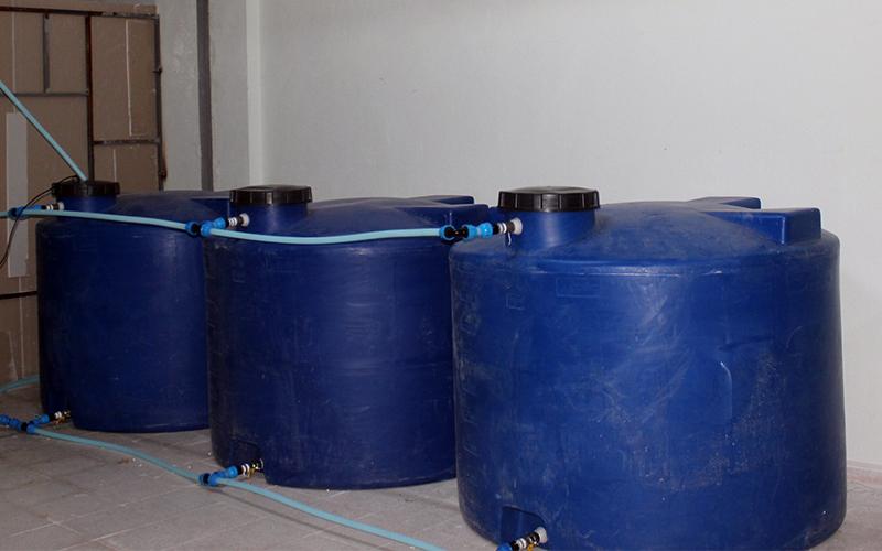 Acıpayam Devlet Hastanesi'nde günde 6 ton su tasarrufu