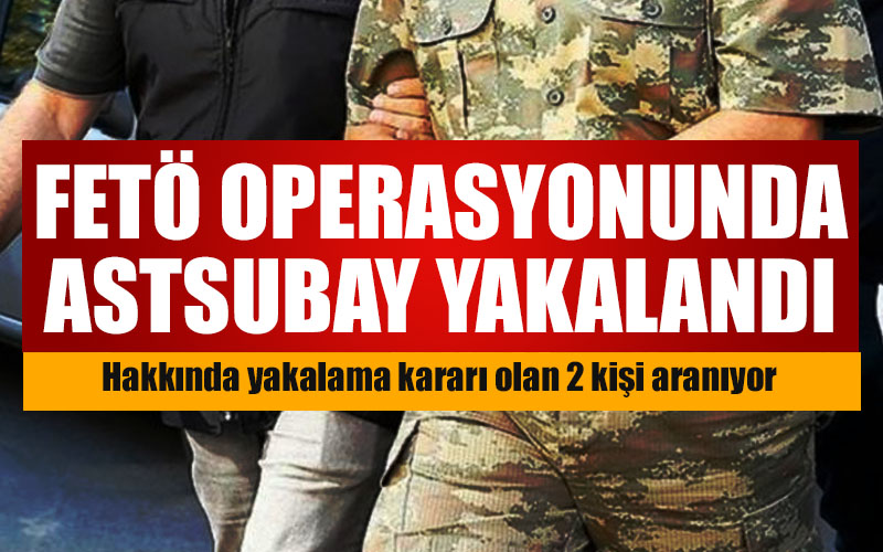 FETÖ operasyonunda 11 asker yakalandı