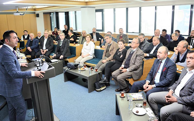 DTO'da İhracat Destek Ofisi açıldı