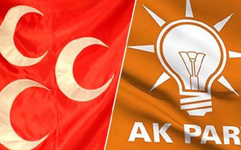 MHP Büyükşehir'de, AK Parti de bazı ilçelerde aday çıkarmayacak