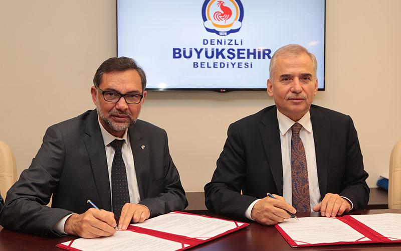 Türkiye'nin ilk Ekolojik İnovasyon ve Girişimcilik Merkezi Denizli'de kurulacak