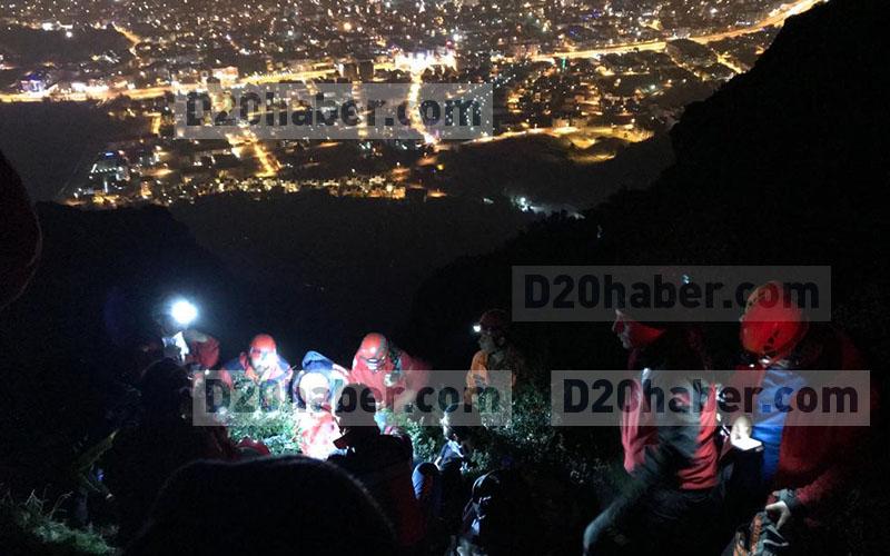Fotoğraflarla kayıp İranlıları kurtarma operasyonu