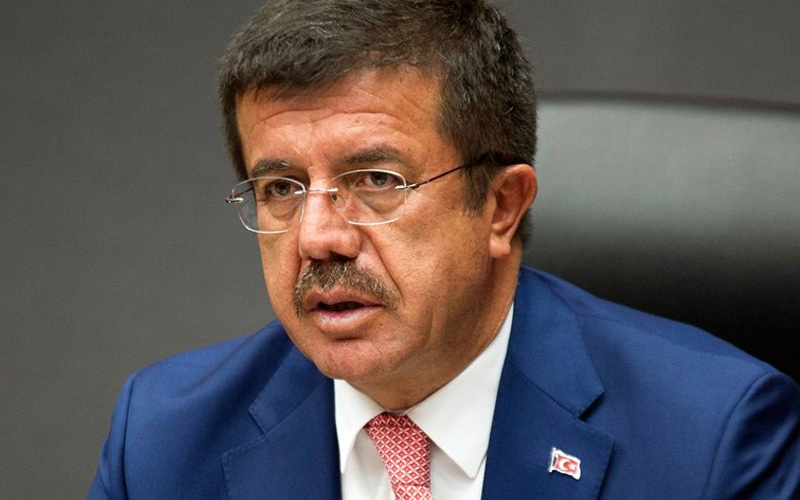 Zeybekci: İzmirli 'rakıma dokunma' diyor, eyvallah