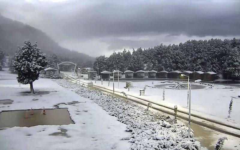 Meteoroloji'den Denizli'de 7 ilçeye kar yağışı uyarısı