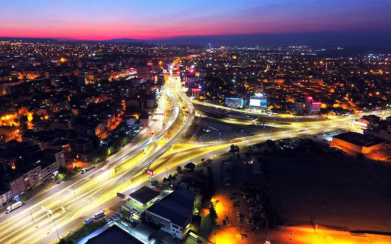Büyükşehir Belediyesi'nden 14 yılda 16 köprülü kavşak