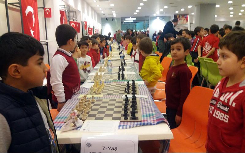 430 satrançcı il birinciliği için yarıştı