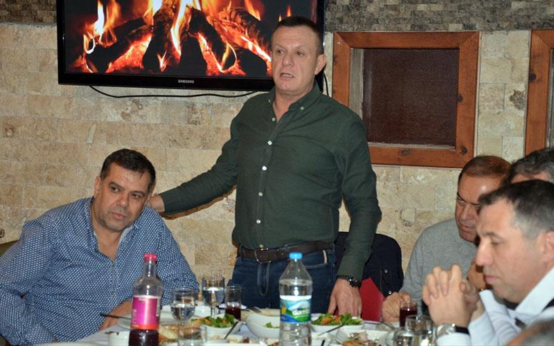 Çetin: Tek hedefimiz Denizlispor'u şampiyon yapmak