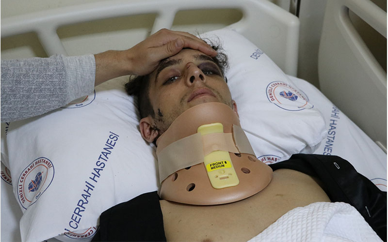 İranlı Jamali, yaşam mücadelesini kazandı