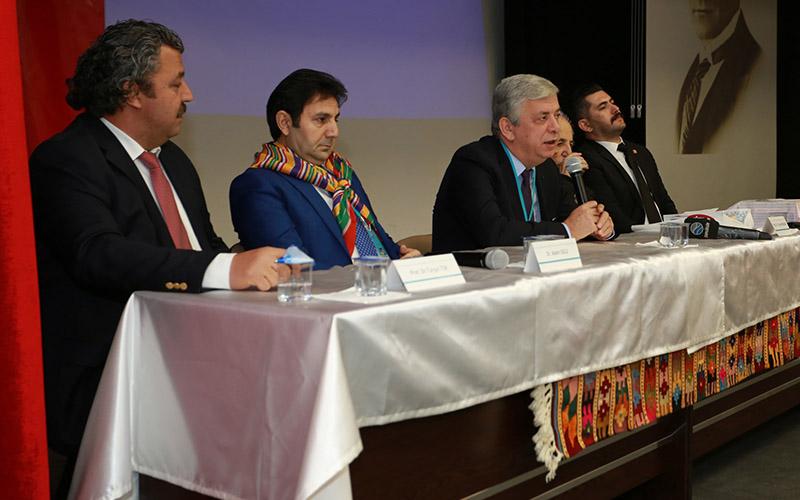 Denizli Yörük-Türkmen Kültürü Çalıştayı yapıldı