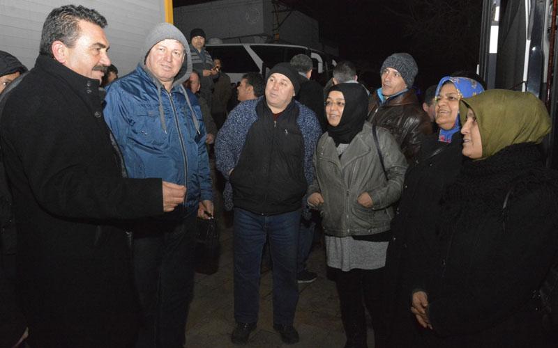 CHP'li Divarcı'dan EYT mağdurlarına destek