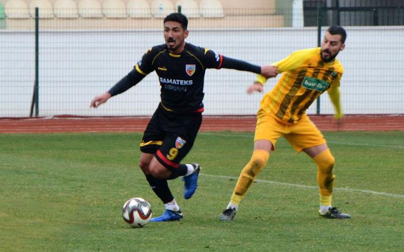 Kızılcabölükspor Adıyaman'dan 1 puana razı oldu: 1-1