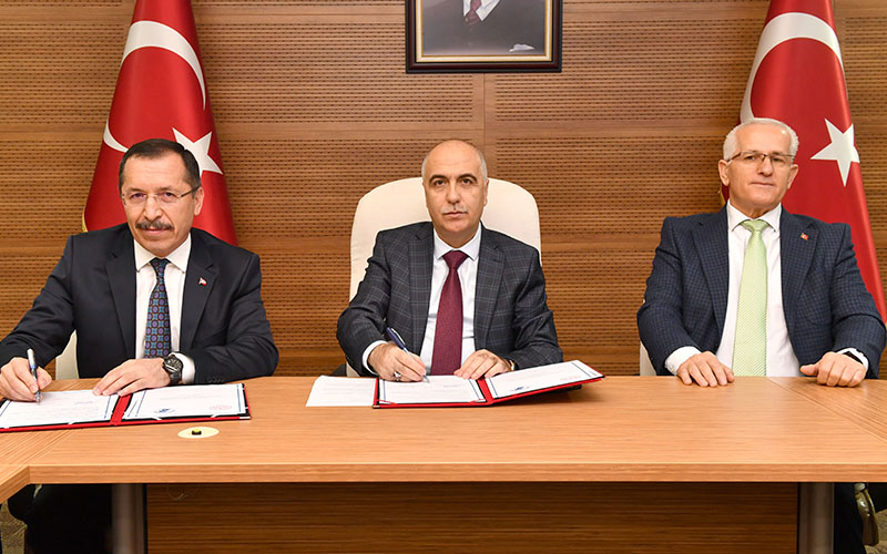 PAÜ ile Milli eğitim arasında işbirliği protokolü imzalandı