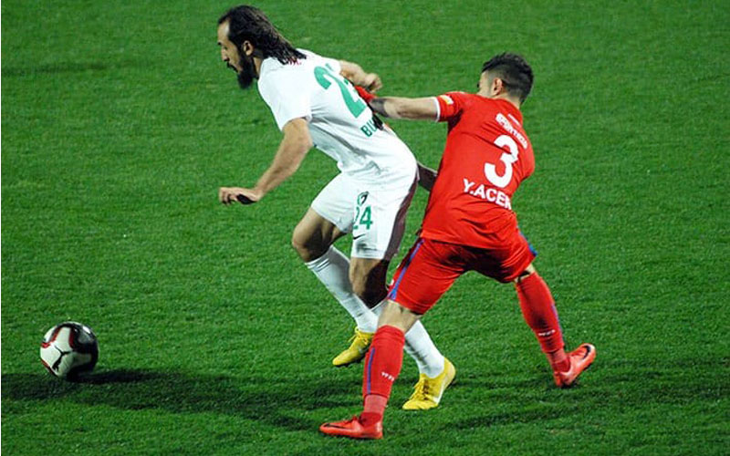 Denizlispor, Altınordu'yu 1-0 ile uğurladı