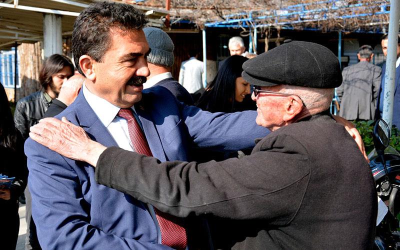 Divarcı: Pamukkale Belediyesi'nde halk günü olmayacak