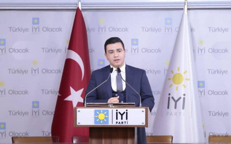 İYİ Partili Çapar: Sarayköy'den toplanan o paralar nerede?