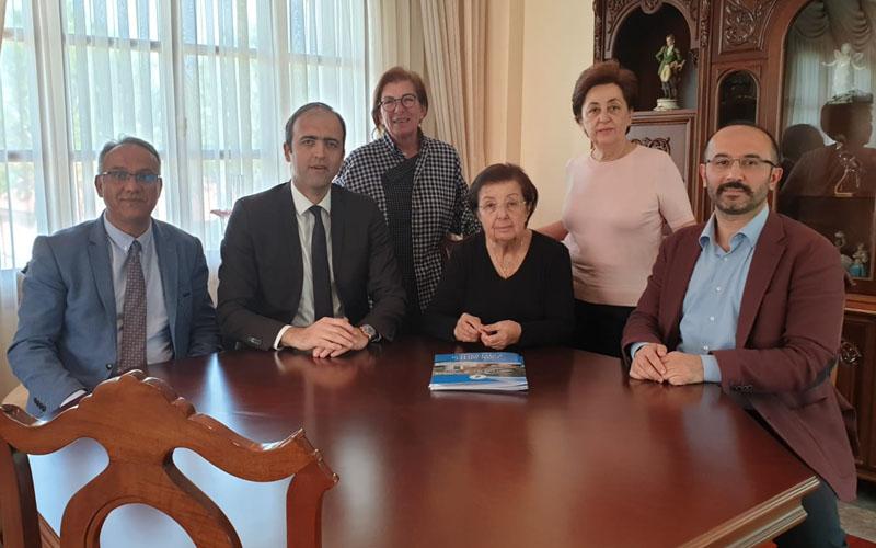 Abalıoğlu Holding'in bağışıyla PAÜ Hastanesi'ne 2. yoğun bakım ünitesi