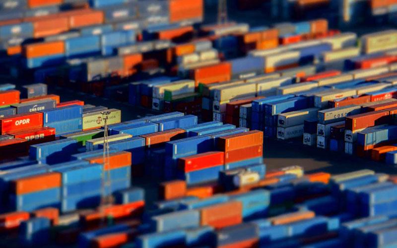 Denizli'de şubat ayında ihracat yüzde 4,8, ithalat yüzde 30,8 azaldı