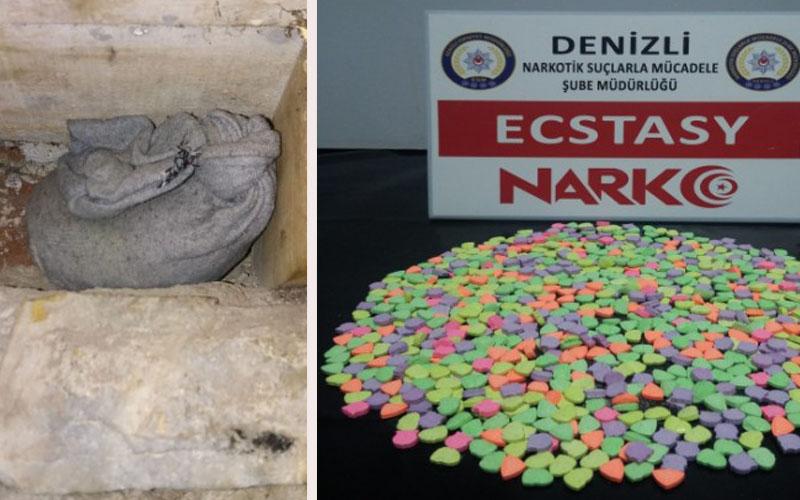 Narkotik operasyon: 25 zehir taciri tutuklandı