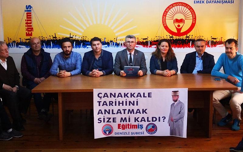 Aydoğan: Çanakkale tarihini anlatmak müftülere mi kaldı?