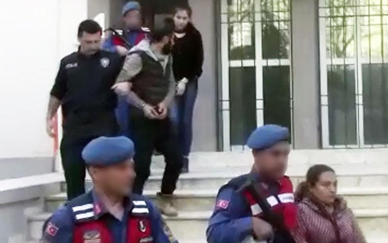 Eroinle yakalanan 4 kişi tutuklandı
