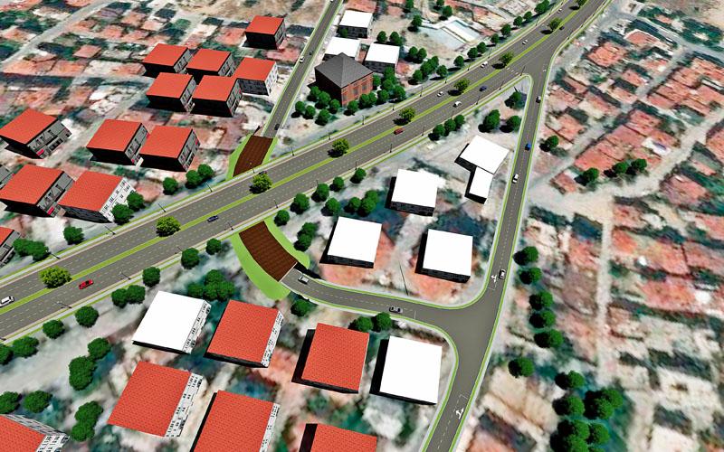 Fatih ve Pelitlibağ'a tüp geçit bağlantılarıyla trafik rahatlatılacak