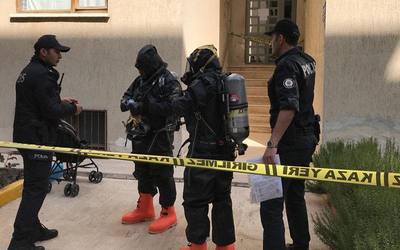 Denizli'de üniversite öğrencisi intihar etti