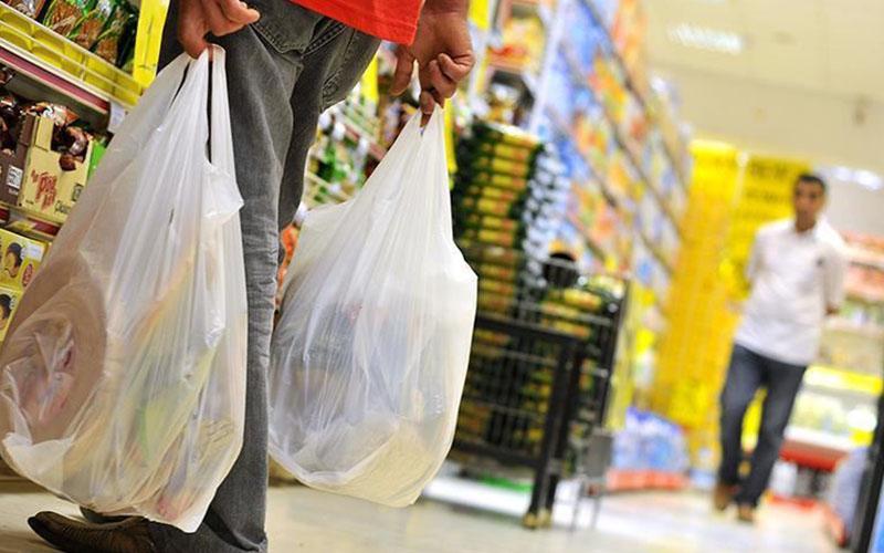 Tüm plastik poşetler 25 kuruştan satılacak