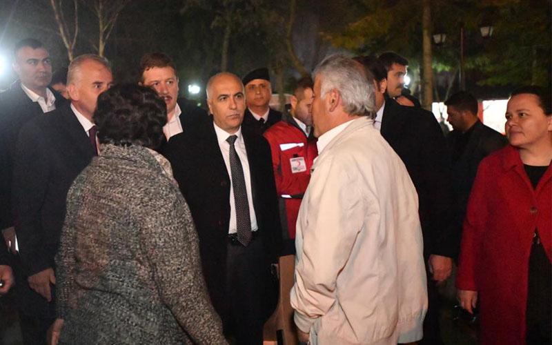Vali Karahan: Depremzedeye kira yardımı